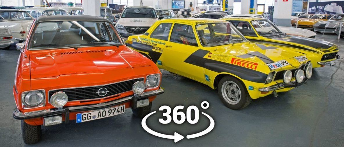 Η Opel Classic Εγκαινιάζει Εικονικές Θεματικές Περιηγήσεις με Δυνατότητα Πρόσβασης Όλο το 24ωρο