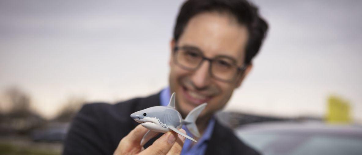 Πάθος για τη Θάλασσα: Οι Καρχαρίες είναι Στοιχείο 'Cult' στην Opel