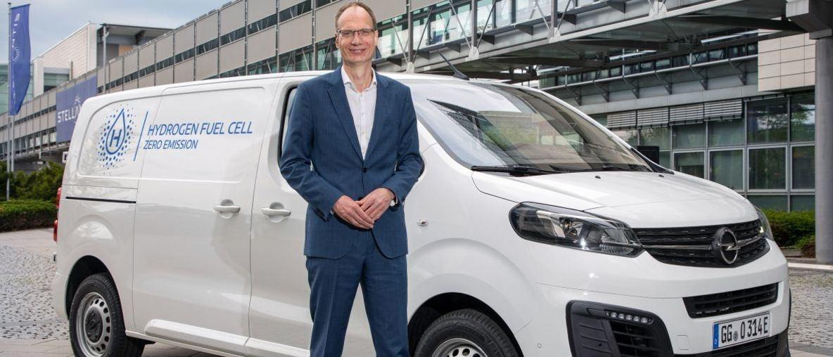 Opel Vivaro-e HYDROGEN: Plug-In Ηλεκτρικό Όχημα Κυψελών Καυσίμου με Μηδενικούς Ρύπους και Γρήγορο Ανεφοδιασμό