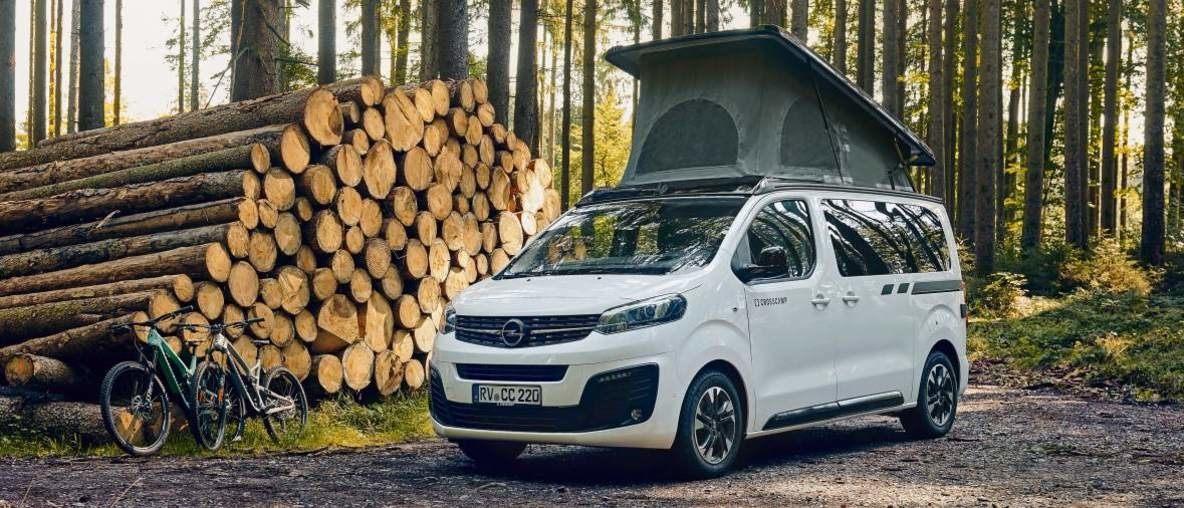 Νέο Camper: Το Opel Zafira Life Τώρα Διαθέσιμο ως Crosscamp Lite