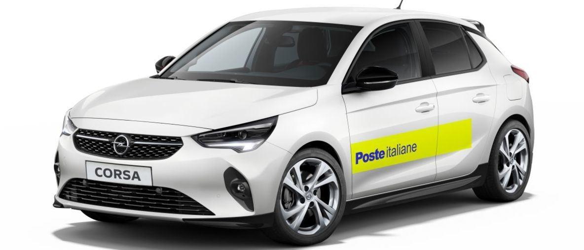 Πάνω από 1.700 Opel Corsa-e για την Ιταλική Ταχυδρομική Υπηρεσία