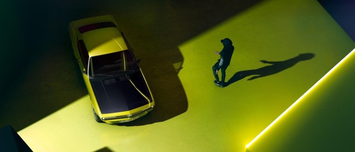 Επιστροφή στο Μέλλον: Το Opel Manta Γίνεται Ηλεκτρικό