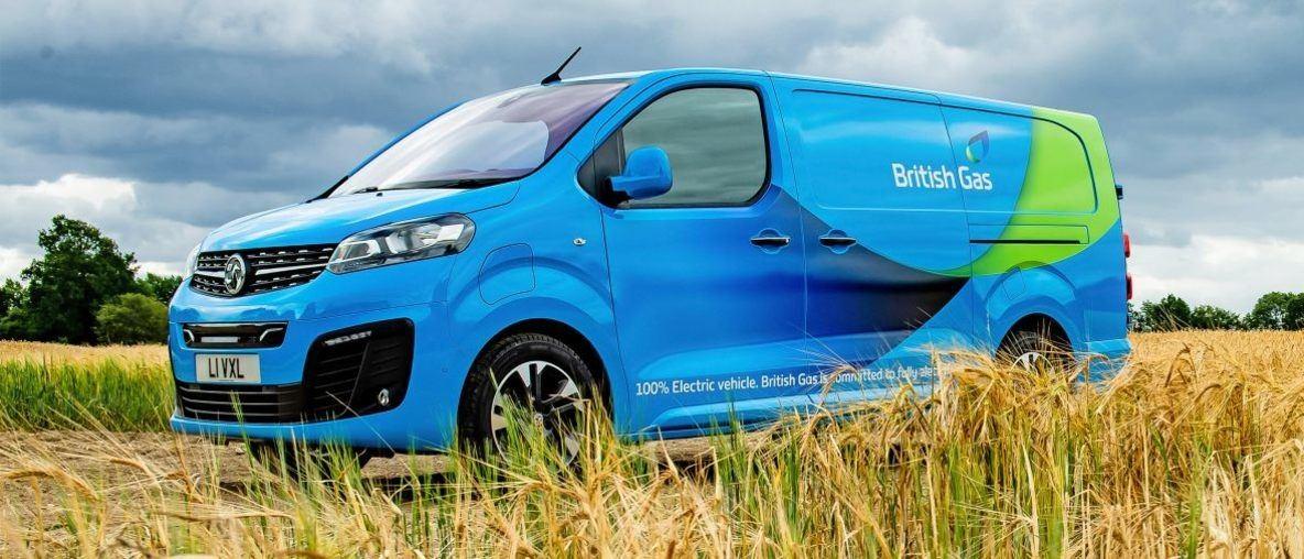 Η Vauxhall, η Βρετανική Αδελφή Μάρκα της Opel, Έλαβε τη Μεγαλύτερη Παραγγελία Επαγγελματικών EV στη Βρετανία από την British Gas