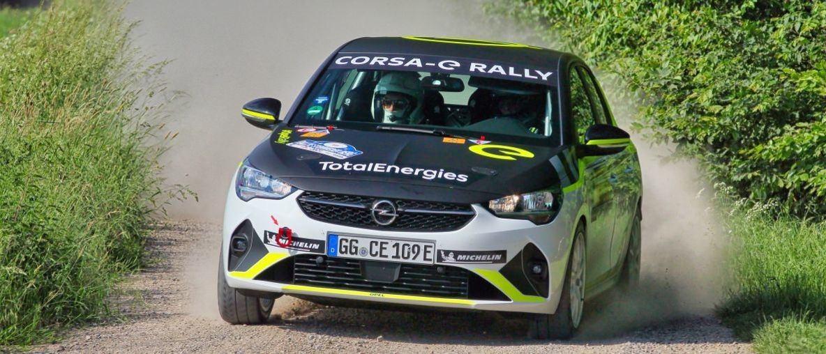 To Opel Corsa-e Rally 'Ηλεκτρίζει' τους Αγώνες Ράλι