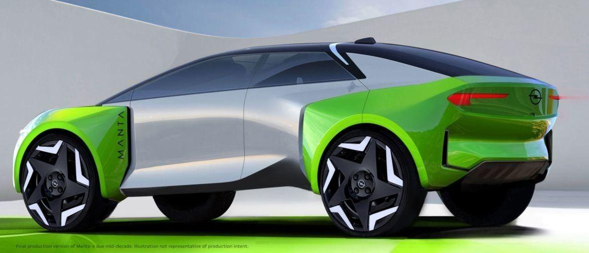 Η Opel γίνεται πλήρως ηλεκτρική, επιστρέφει στην Κινεζική αγορά και λανσάρει το Manta-e