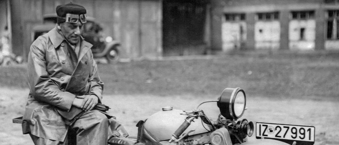 Ο Πατέρας του Opel Motoclub: 150 Χρόνια από τη Γέννηση του Ernst Neumann-Neander