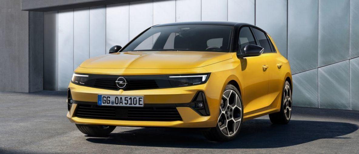 Το Νέο Opel Astra: Γεμάτο Αυτοπεποίθηση, Εξηλεκτρισμένο και Αποδοτικό