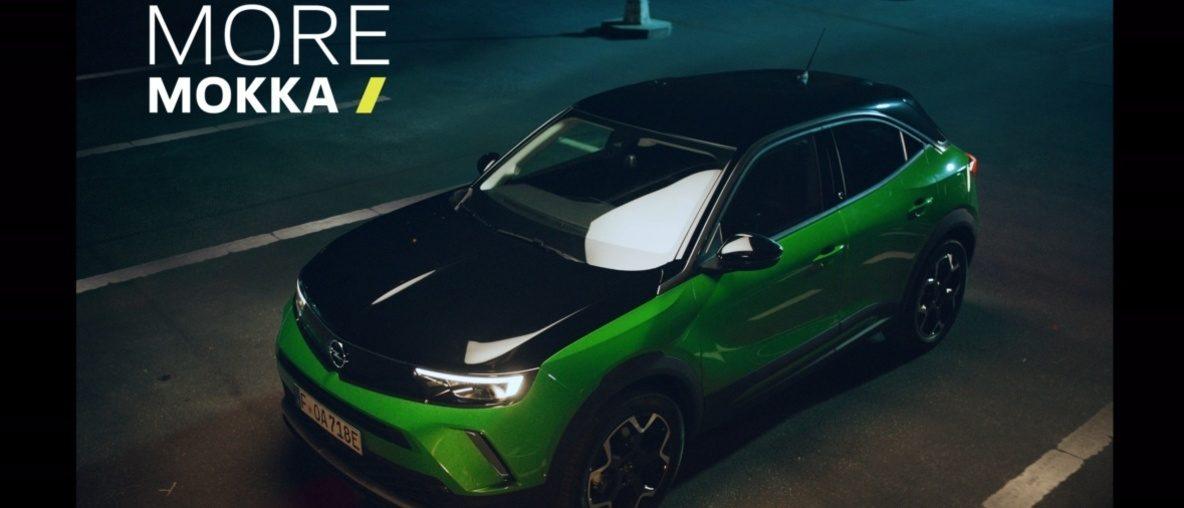 """Less Normal. More Mokka"" Καμπάνια Λανσαρίσματος για το Νέο Opel Mokka"