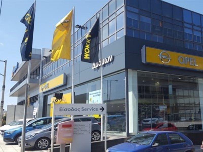 Opel Δρόμων