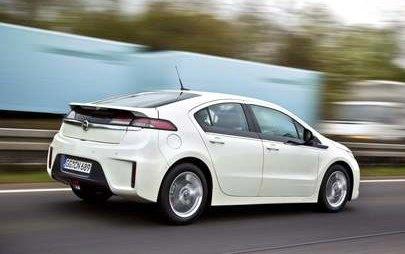 Δέκατα Γενέθλια για το Ampera – Το Πρωτοποριακό Ηλεκτρικό Αυτοκίνητο της Opel