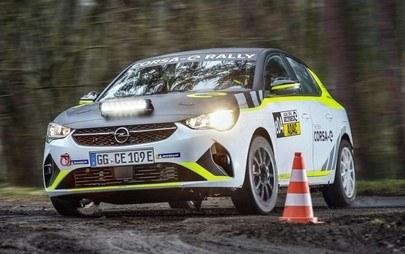 Ορίστηκε το πρόγραμμα αγώνων του ADAC Opel e-Rally Cup