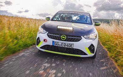 Opel Corsa-e Rally: Η Ασφάλεια Πάνω απ' Όλα