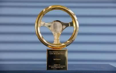 """Το Νέο Ηλεκτρικό Opel Corsa-e Κέρδισε το """"Χρυσό Τιμόνι 2020"""""""