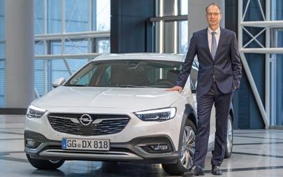 "O Michael Lohscheller, Διευθύνων Σύμβουλος της Opel, Αναδείχτηκε ""Manager Of The Year 2019"""