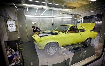 Opel Manta GSe ElektroMOD: Το Όνειρο, η Ομάδα, η Τεχνολογία