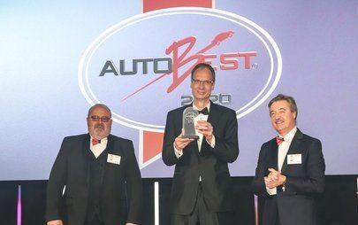 Απονομή Βραβείων AUTOBEST για το νέο Opel Corsa και τον Michael Lohscheller