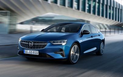 Νέο Opel Insignia με Τεχνολογία Φωτισμού Next-Gen IntelliLux LED® Pixel Light