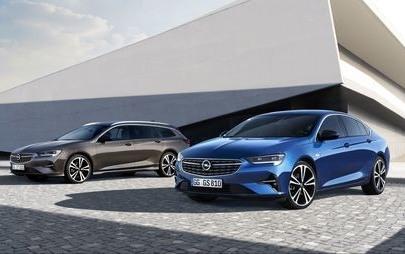 Ξεκινούν οι Παραγγελίες για το Νέο Opel Insignia στη Γερμανία