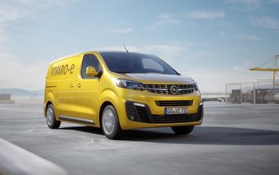 Το Opel Vivaro-e Έρχεται το 2020: Το Επιτυχημένο LCV και σε Ηλεκτροκίνητη Έκδοση