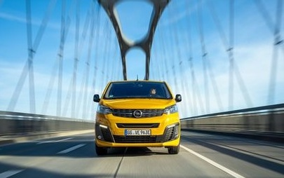 """Νέο Opel Vivaro-e: """"E"""" για Υπηρεσίες Διανομής με Μηδενικές Εκπομπές Ρύπων"""
