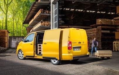 Ώρα για Ηλεκτροκίνηση: Το Νέο Opel Vivaro-e Πωλείται Τώρα στη Γερμανία από 26.650€ με Περιβαλλοντικό Μπόνους