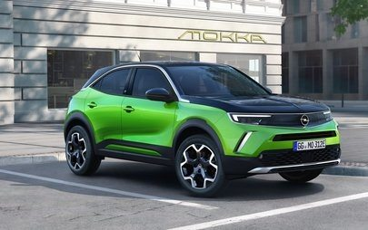 Θρυλικό Λογότυπο: Το Νέο Opel Mokka Λανσάρει ένα Νέο 'Κεραυνό'