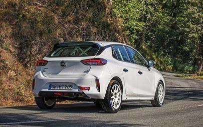 Το Opel Corsa Rally4 στη Γραμμή Εκκίνησης