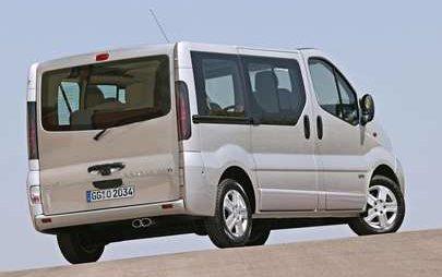 Χρόνια Πολλά και Καλές Δουλειές! Το Opel Vivaro Γιορτάζει τα 20ά του Γενέθλια