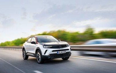Press Kit: New Opel Mokka