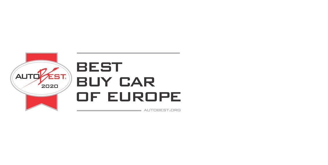 BEST BUY CAR OF EUROPE 2020